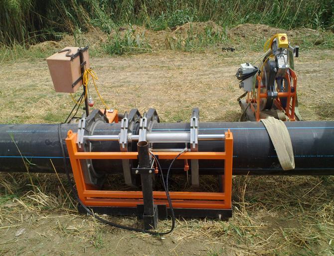 Impianto Sollevamento Liquami comune di  Menfi (AG)