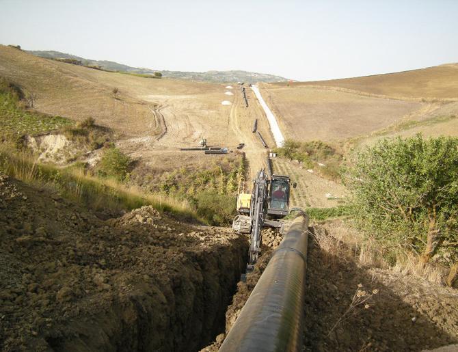 Aqueduct Montescuro Ovest